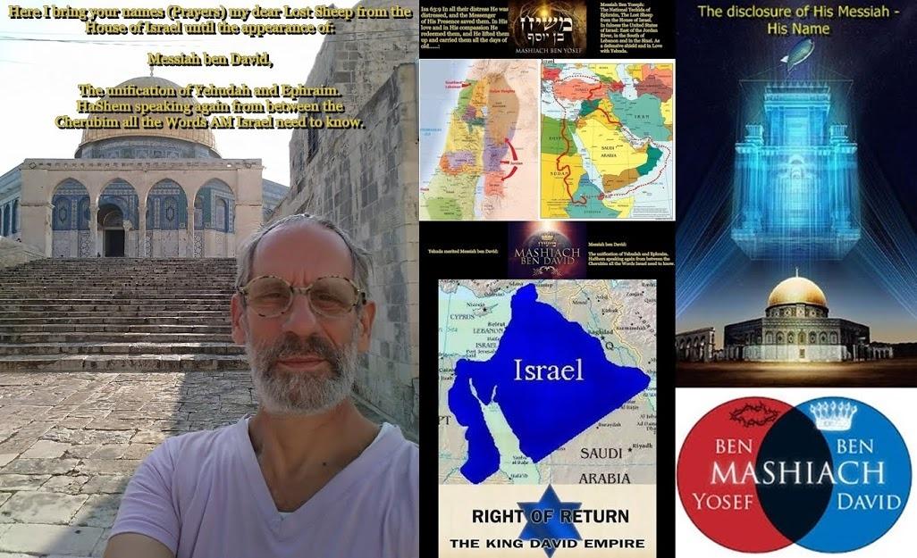 Watchmen from Israel in Jerusalem