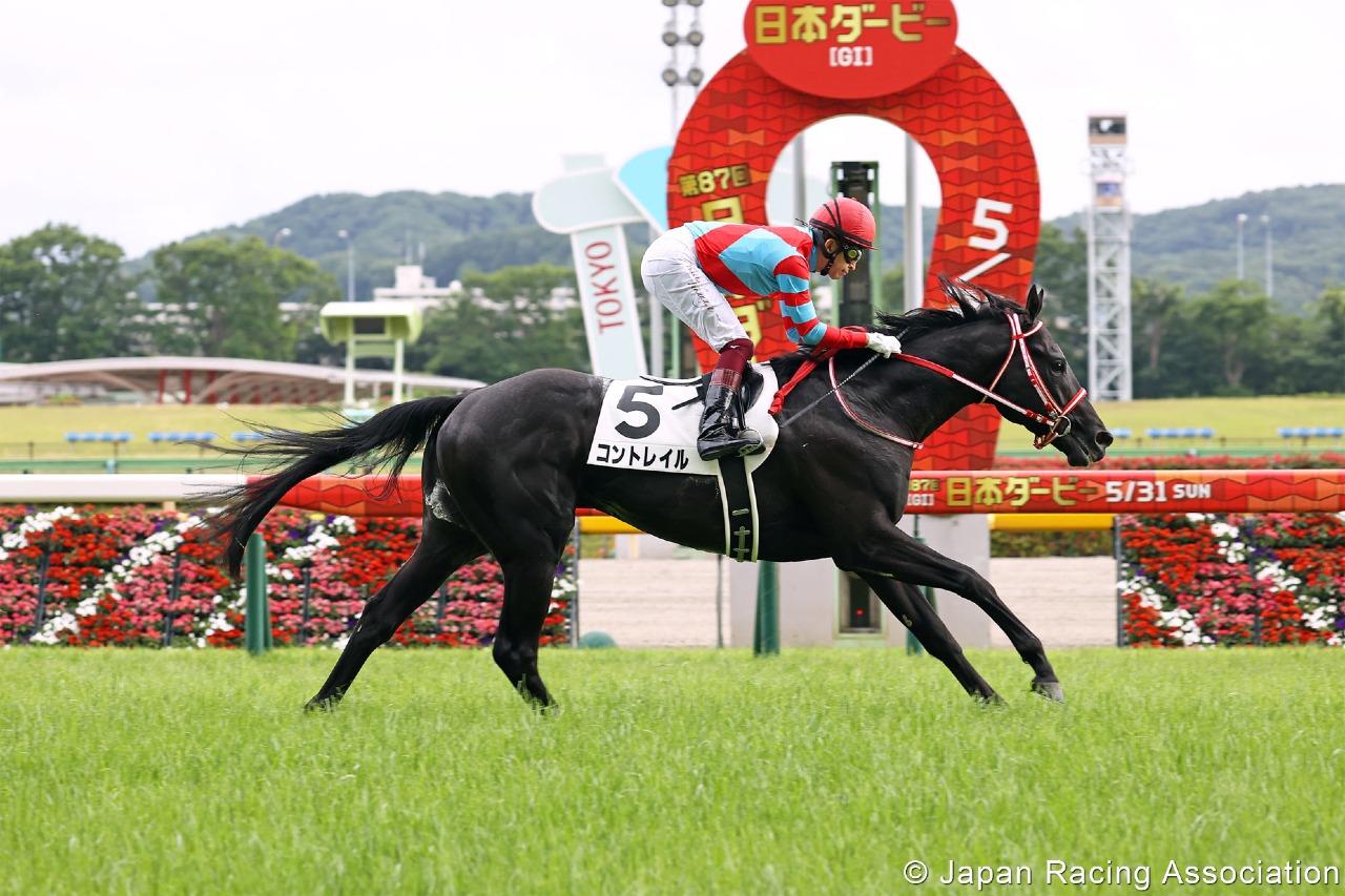 Copyright of the Japan Racing Association (JRA)