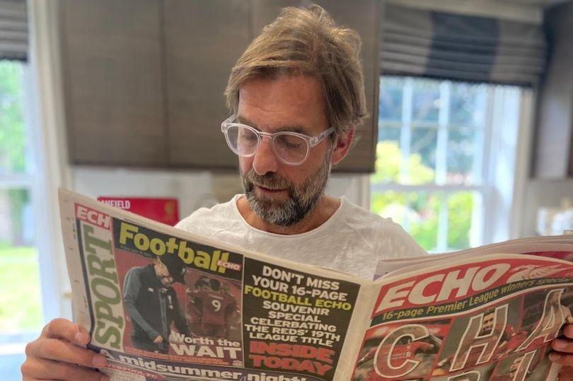 Jürgen Klopp.