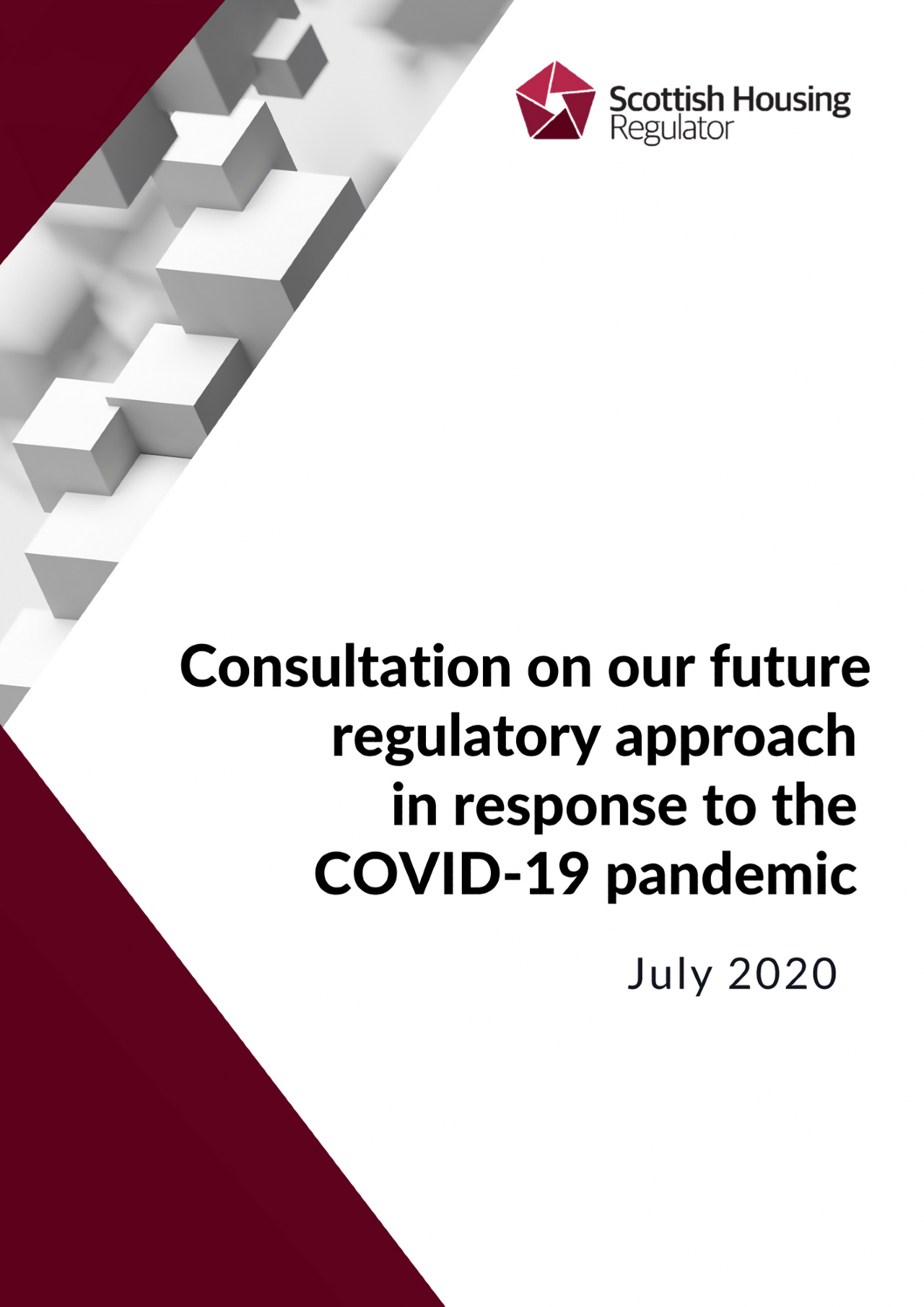 Consultation on our future approach to the Covid-19 Pandemic