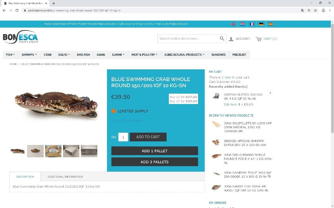 order 8500I online