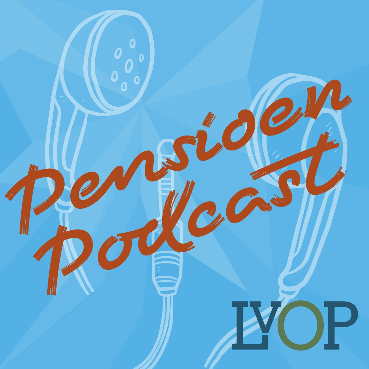 albumart pensioen podcast