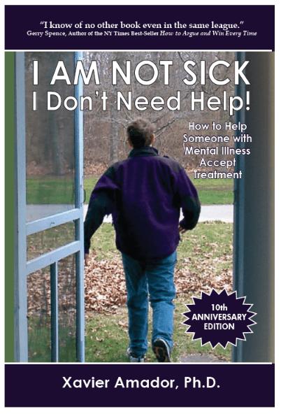 I Am Not Sick, I Don't Need Help