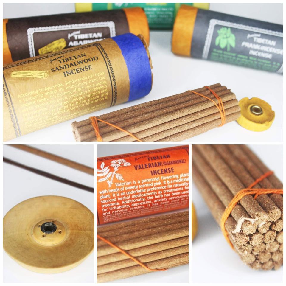 New Incense & Burners
