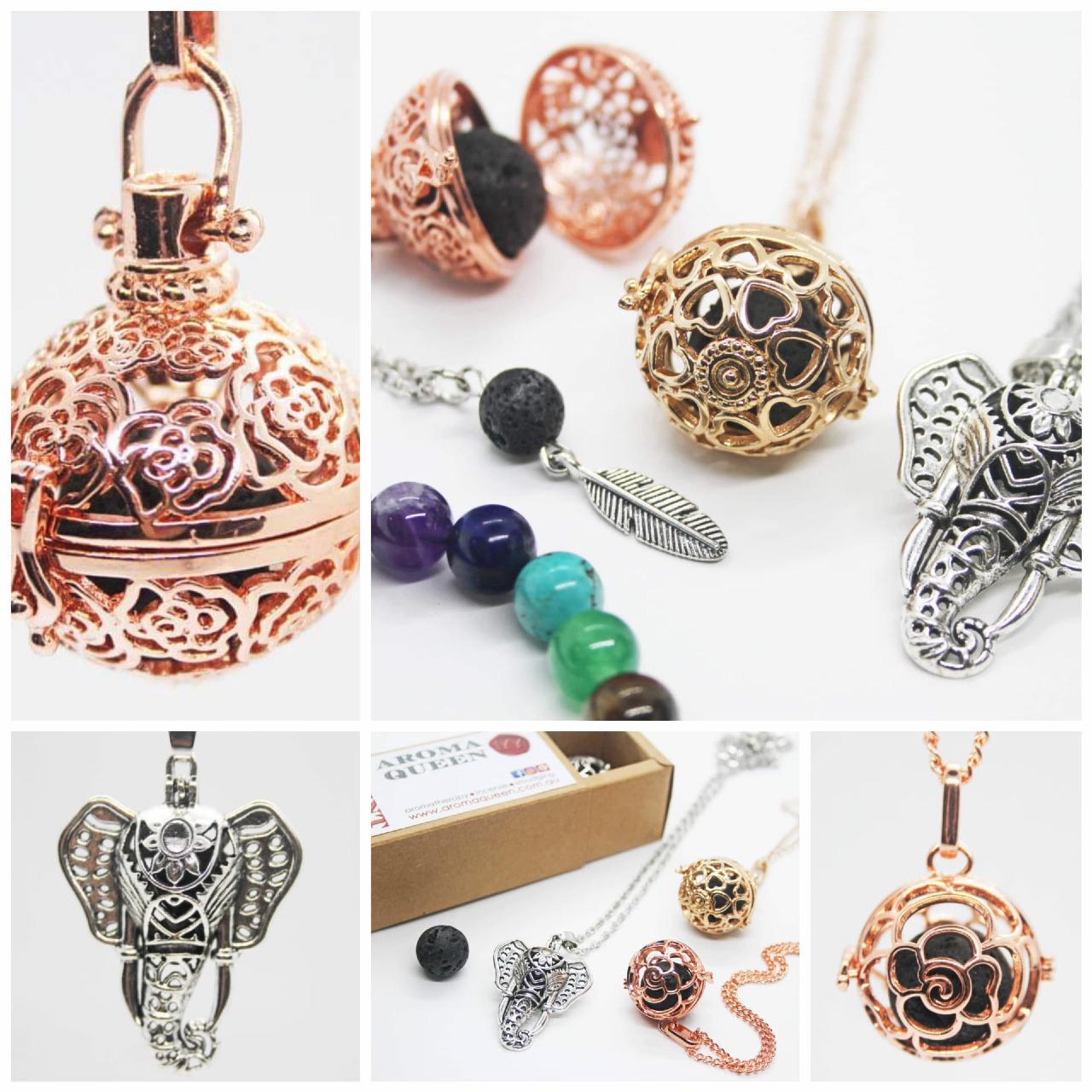 AQ Aroma & Perfume Jewellery