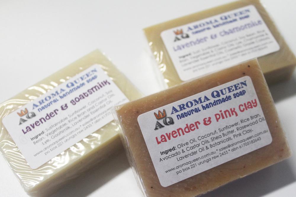 AQ Handmade Soap