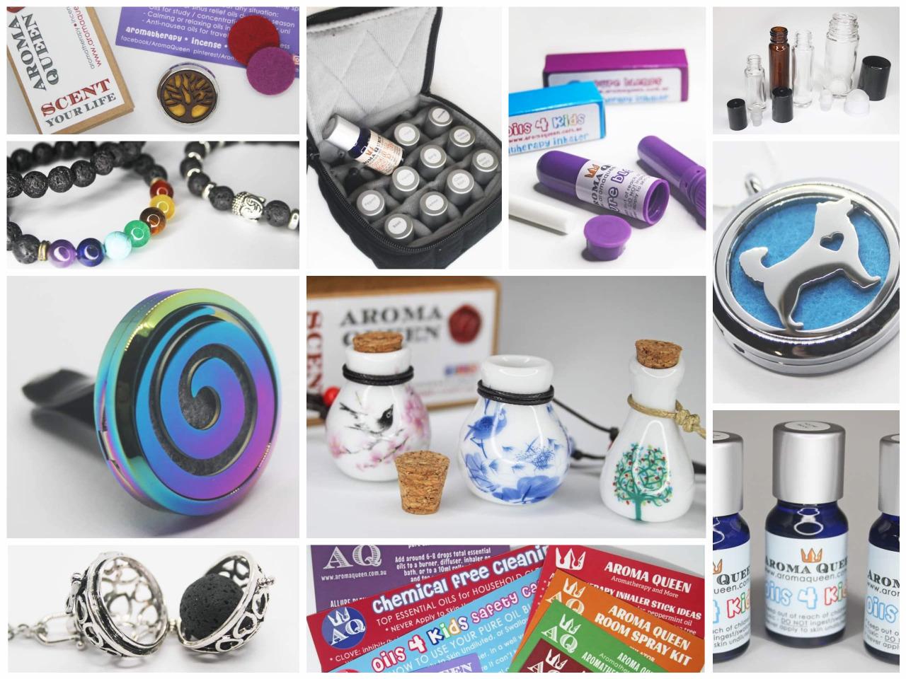 AQ Aromatherapy Packs & Kits